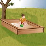 Fabriquer un bac à sable en bois de palettes