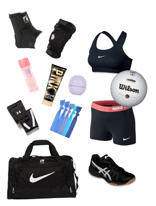 f2ccc10423224 Volleyball Practice By Makeup Forever13 On Polyvore Featuring Nike Under  Armour And