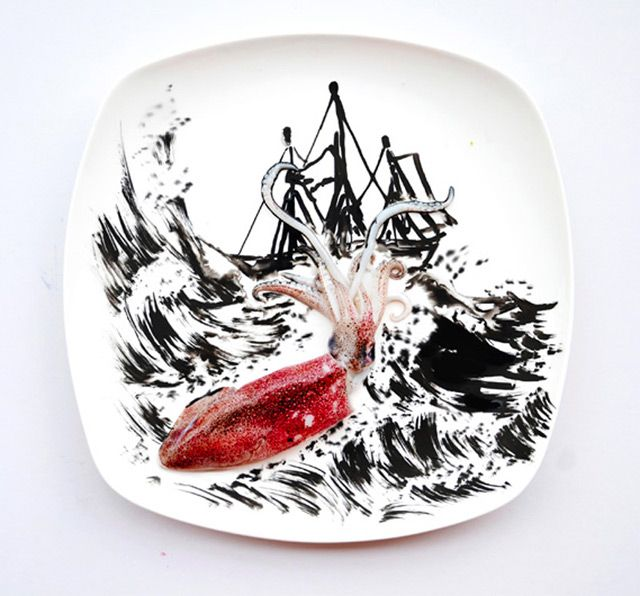 Delicious Food Art by Hong Yi (Photo Gallery)