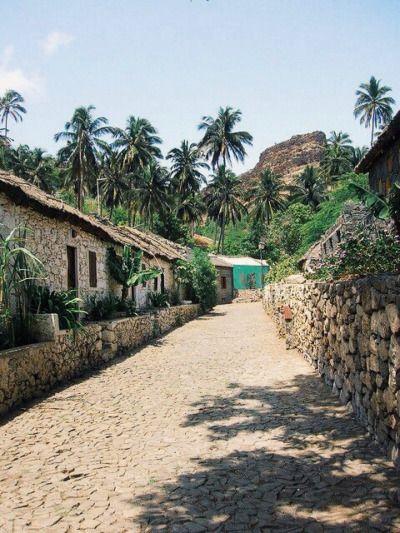 Cidade Velha, Historic Centre of Ribeira Grande, Cabo Verde