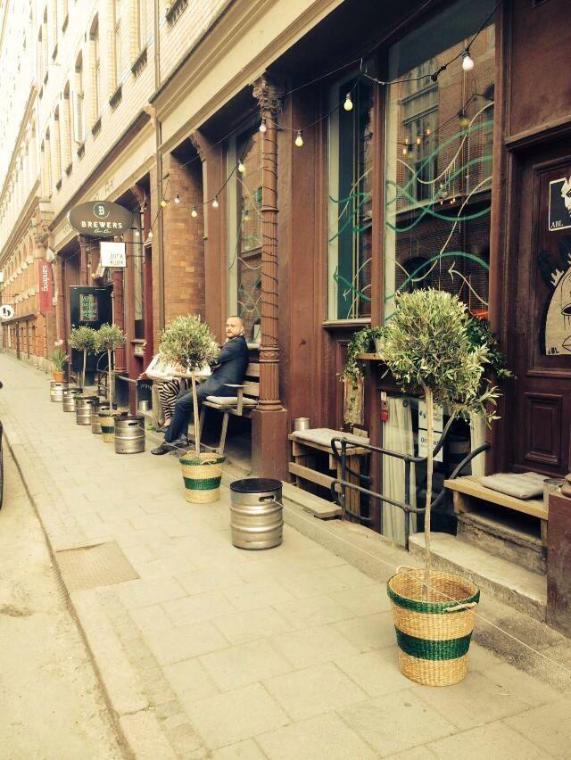 Brewers beer bar, Tredje långgatan