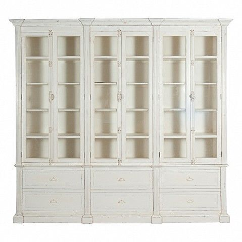 Country farmhouse double fronted kitchen dresser - Trade Secret