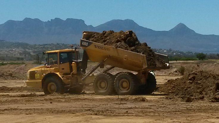 Construction Update - 19 November 2014