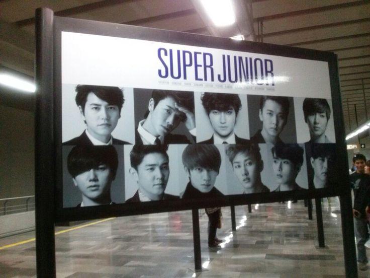 super junior Super Show 5  in mexico
