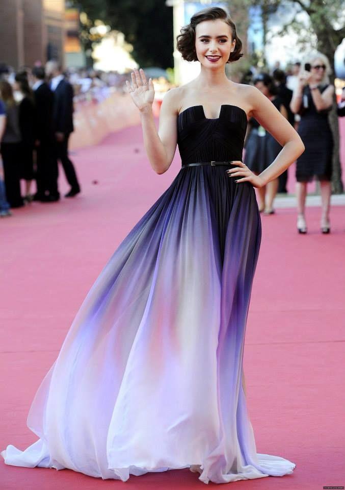287 mejores imágenes de Lily Collins en Pinterest | Lirios, Alta ...