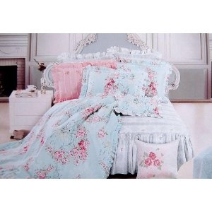 $119 for Bed Skirt, Duvet, and Two Shams