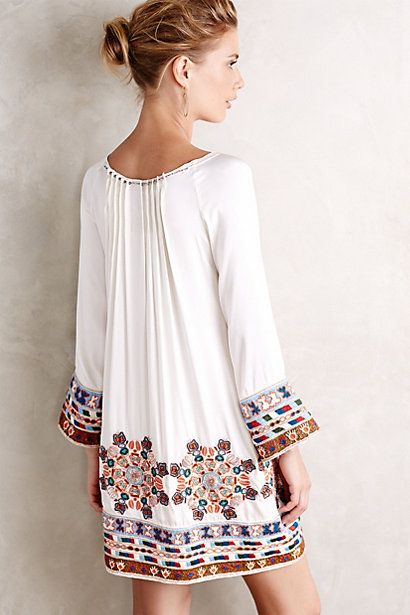 Annum Swing Tunic -- added fullness