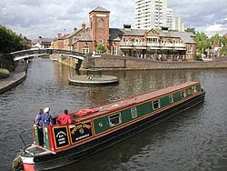did you know, Birmingham has greater amount of miles of canals than Venice....