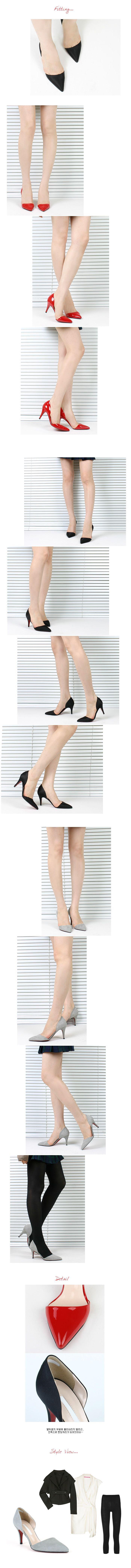 Весна красная лакированная кожа указал обувь темперамент принцесса свадебная обувь OL дамы черные туфли на высоком каблуке 8801-5 оккупации ...