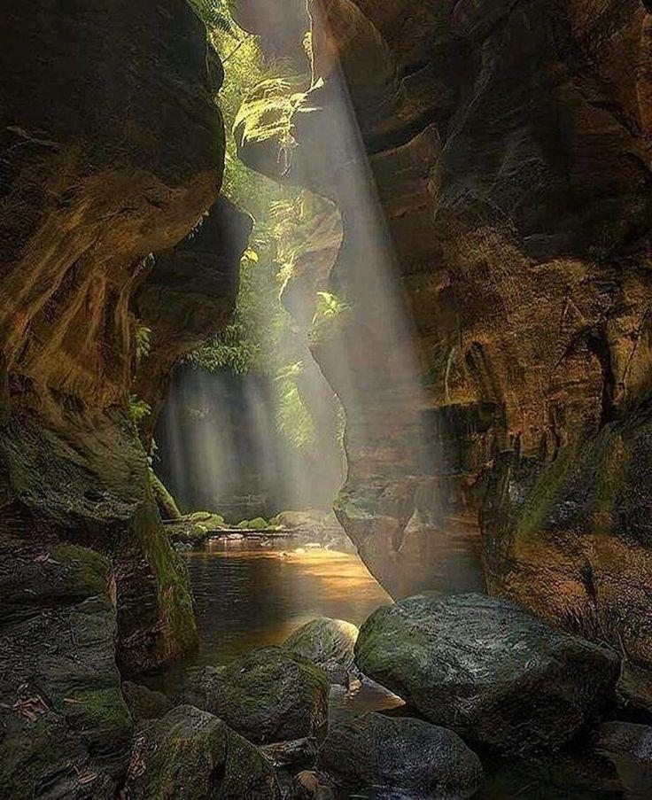 Rocky Creek Canyon | Blue Mountain | Australia
