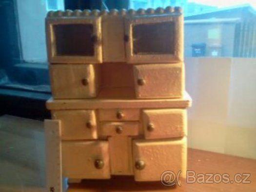 Prodám nábytek pro panenky ruční výroby - 1