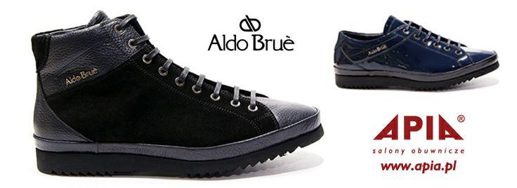 #AldoBrue nowa kolekcja #butów dla mężczyzn.