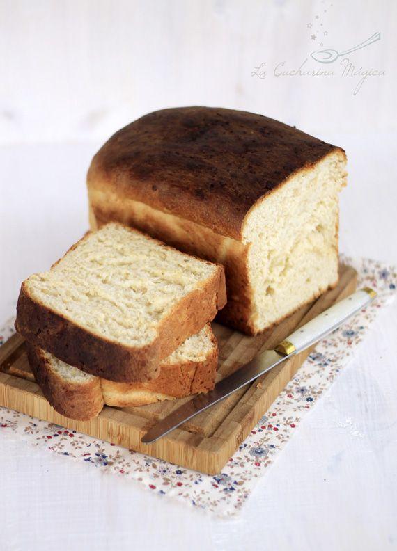 Pan de Molde Blanco (con y sin Thermomix)