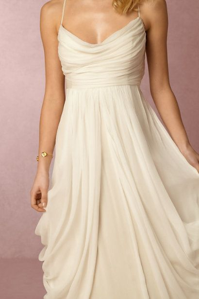 Ronnie Gown in Bride Wedding Dresses at BHLDN