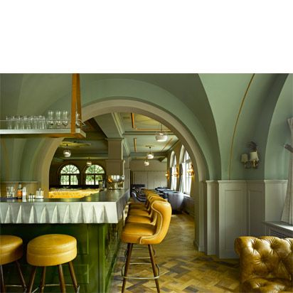Le Grand Bellevue Gstaad | Interior Design Zurich | Atelier Zürich