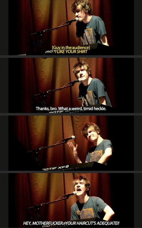 bo burnham, my first love.