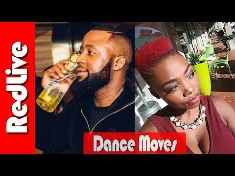 Cassper Nyovest vs Uzalo Nosipho dance moves