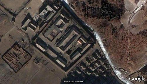 Un bloguero descubre un campo de prisioneros en Corea del Norte utilizando Google Earth