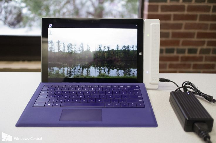 Review – eTauro USB dock for Surface Pro 3   Windows Central