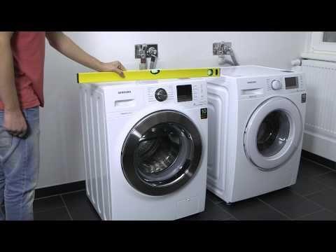 Waschmaschine entkalken, natürlich weichspülen – mit Essig-Essenz - YouTube