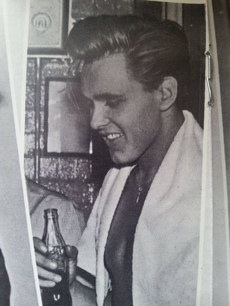 Billy Fury - Hi Tricia - It's all going so well at the moment - so much interest you wouldn't believe. A new Facebook page:all the photos on - Billy Fury Photo Album.