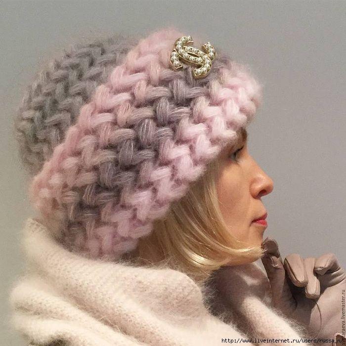 VERY BEAUTIFUL CROCHETED CAP