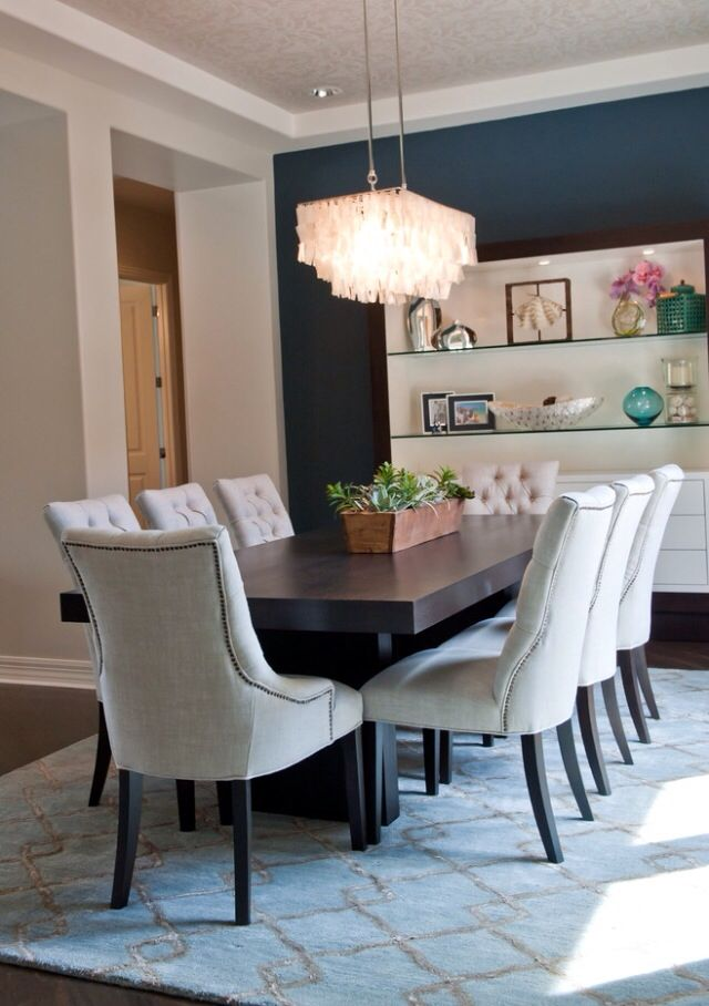 The 25 Best Modern Dinning Room Ideas On Pinterest