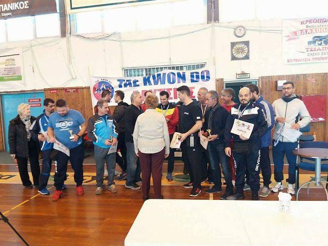 ΓΝΩΜΗ ΚΙΛΚΙΣ ΠΑΙΟΝΙΑΣ: Ο ΑΘΛΟΣ ΚΙΛΚΙΣ στο πρωτάθλημα tae kwon do στις Σέρ...