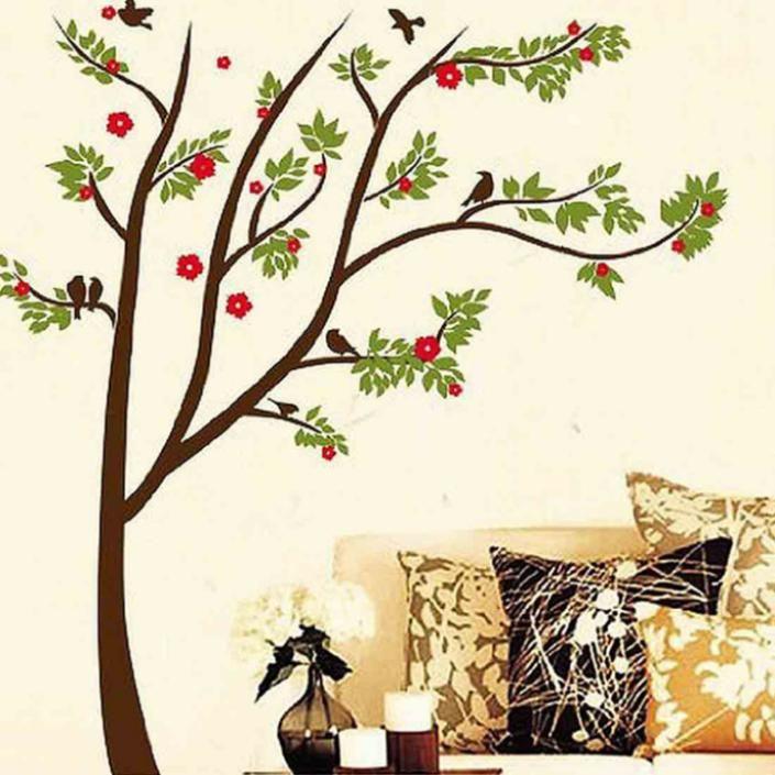m s de 1000 im genes sobre murales de arbol en pinterest On murales de arboles y aves
