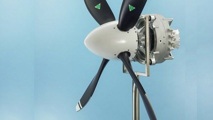 Researchers working at Siemens say that they have produced an electric aircraft engine with a claimed ...