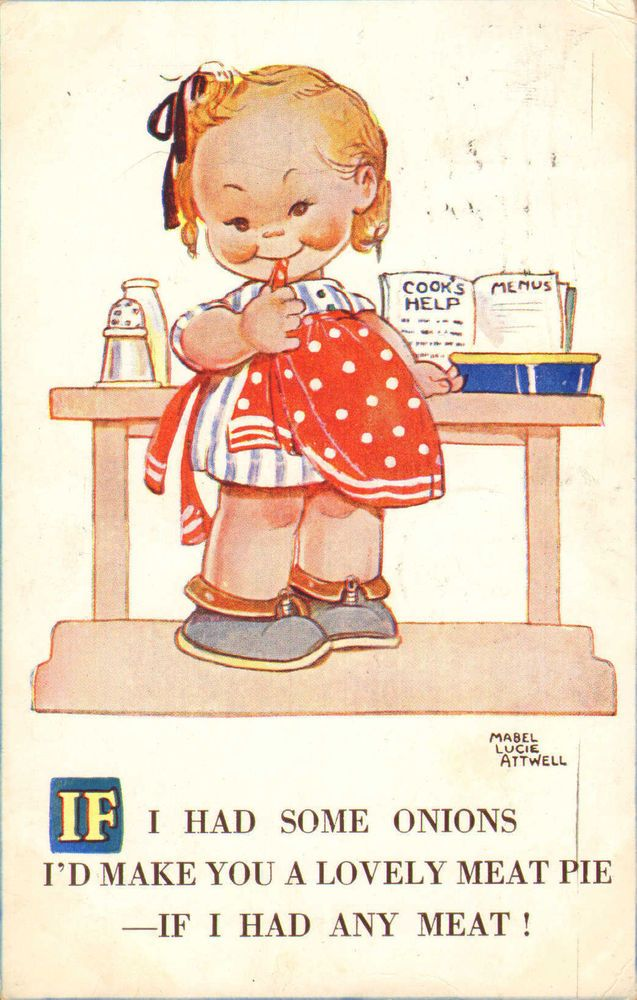 17 Best Images About Mabel Lucie Attwell On Pinterest