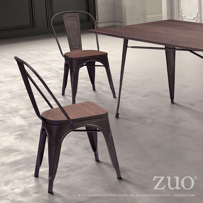 Zuo Titus Rectangular Dining Table