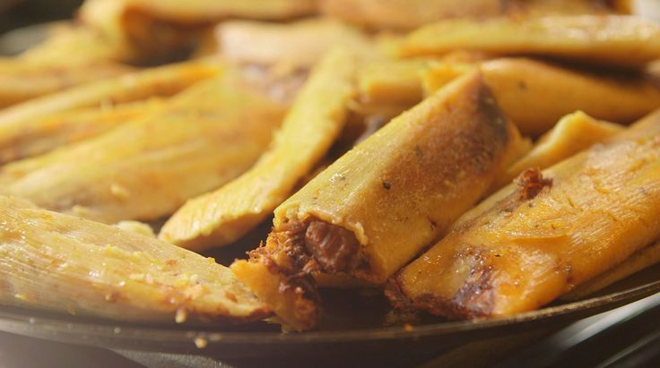 Authentic Beef Tamales. Check out this recipe and more Texas Favorites at the new beeflovingtexans.com