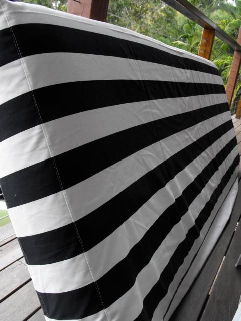 Make Your Own Box Cushions For Outdoor Furniture