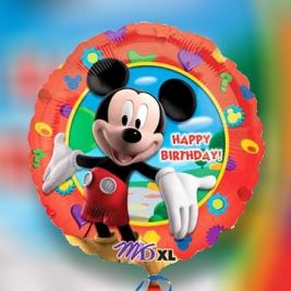 Mickey's Clubhouse Birthday Theme