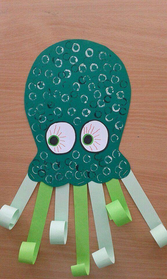 Cute Little octopus!