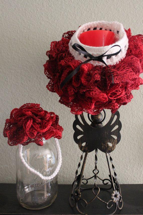17 besten sashay crochet Bilder auf Pinterest   Rüschengarn projekte ...
