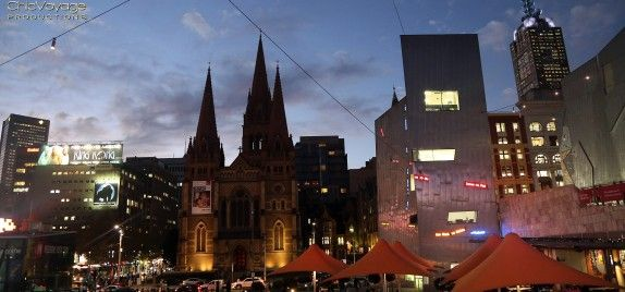 I love fed square http://chicvoyagetravel.com/14-days-in-the-most-livable-city-in-the-world/
