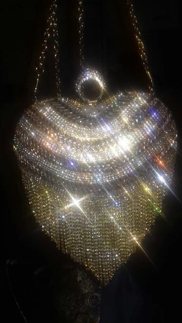 Negozio Online Top quality diamante nappa borse a forma di cuore oro frizione donna borse 2015 borsa da sera borsa borse moda bolsa feminina | Aliexpress mobile