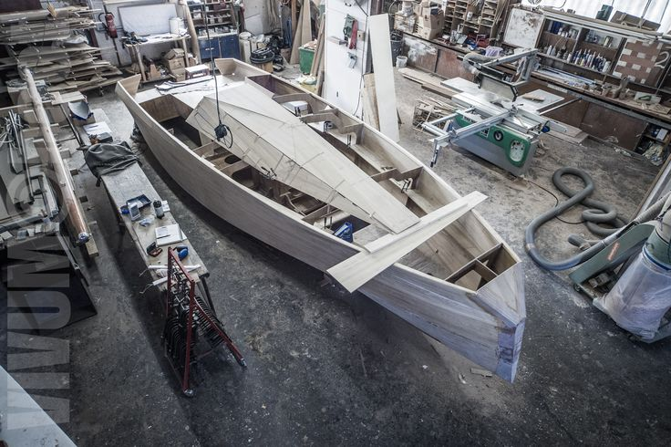 Curently being built by yachtwerft landolt, Germany -launch summer 2015. @teixido_harrold
