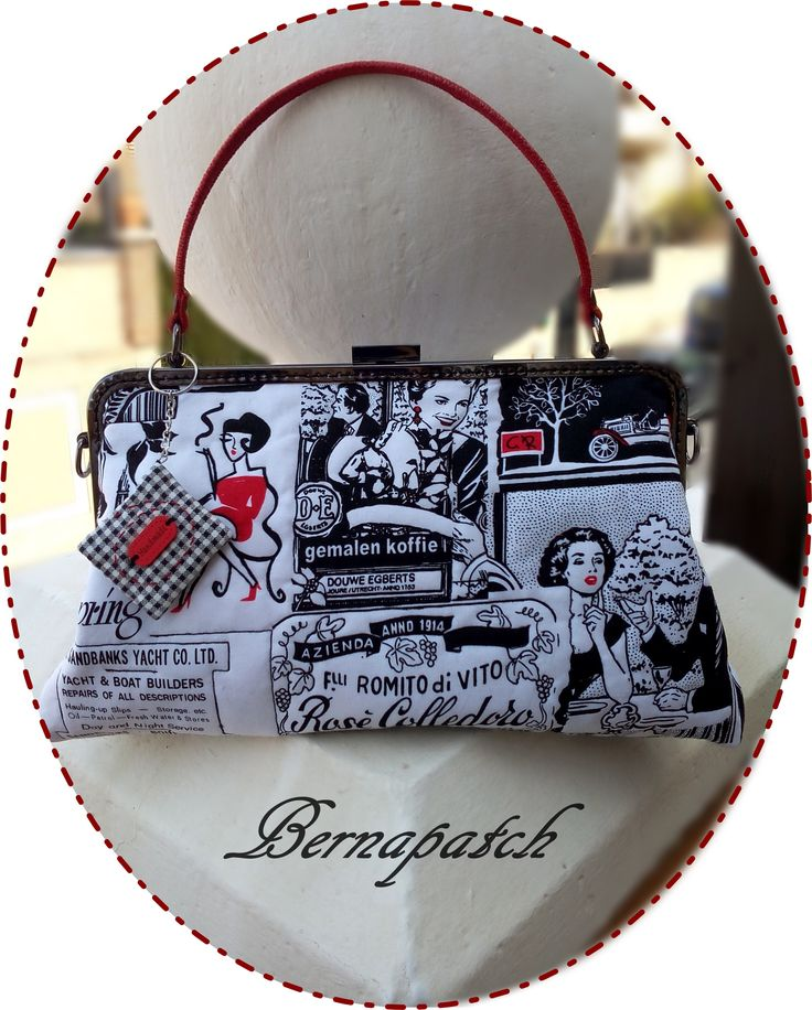 BOLSO VINTAGE https://www.facebook.com/bernapatch