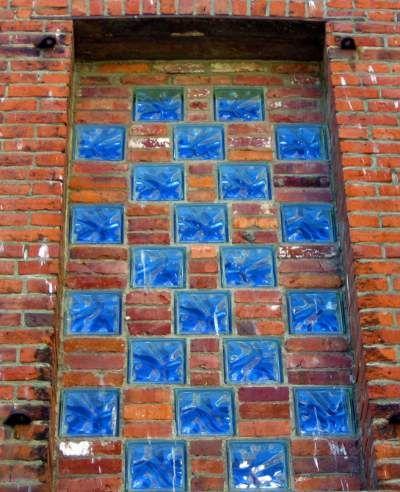 17 mejores ideas sobre paredes de vidrio en pinterest - Pared de bloques de vidrio ...