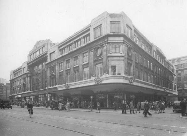 C&A Liverpool 1948