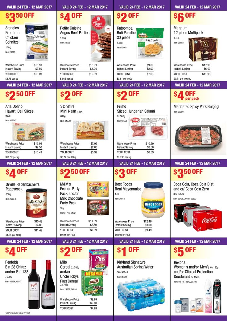 Costco Catalogue 24 February - 12 March 2017 - http://olcatalogue.com/costco/costco-catalogue.html