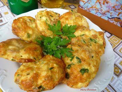 Кулинарни изкушения с Нели: Пилешки кюфтенца на фурна