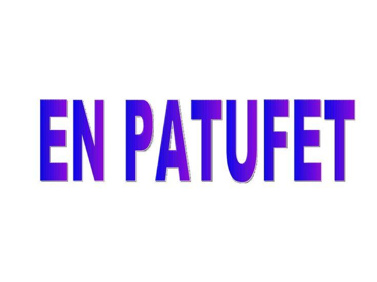 Power Point Patufet by sandrajaime via slideshare