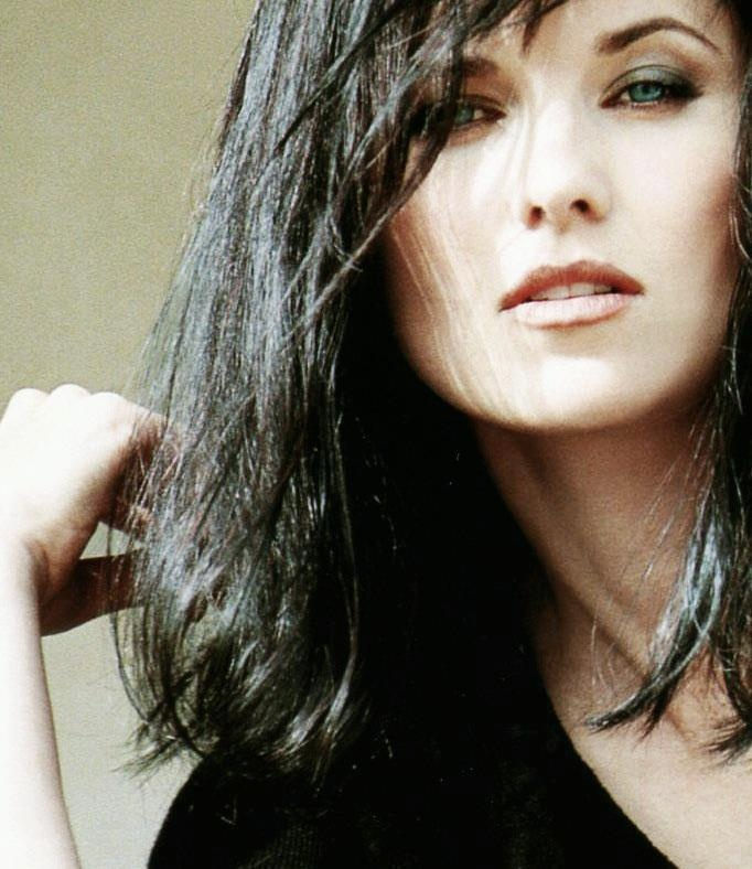 Lucy Lawless...Most beautiful eyes.