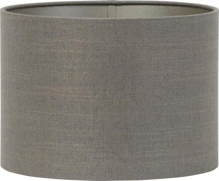 Kap cilinder Asuri - 18-18-15 cm - antler - Light & Living