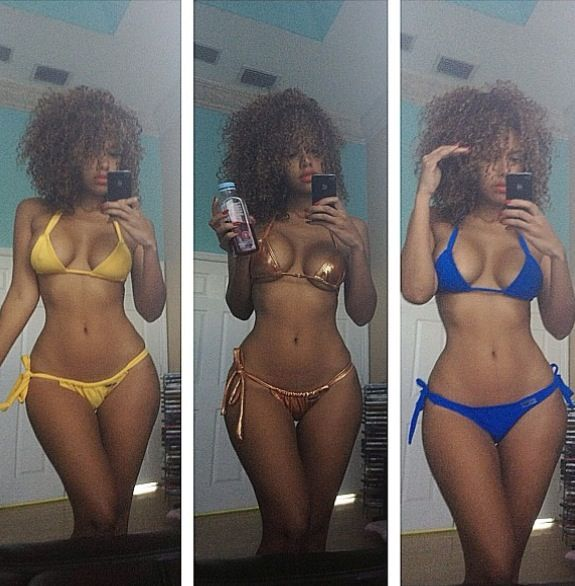 Pinterest : @imanikeisha | OMG this is what i wanna end up looking like after…