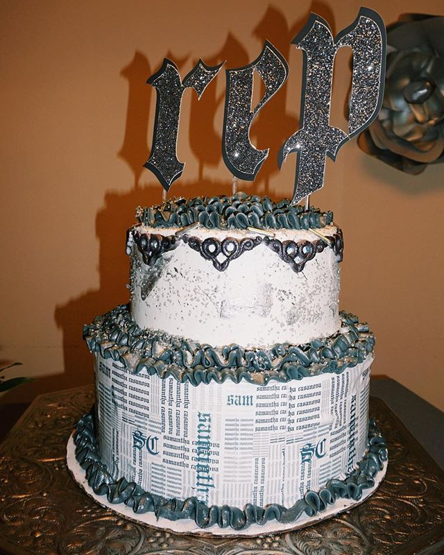 Amazing This Cake Has A Big Reputation Dont You Think Taylorswift With Funny Birthday Cards Online Elaedamsfinfo
